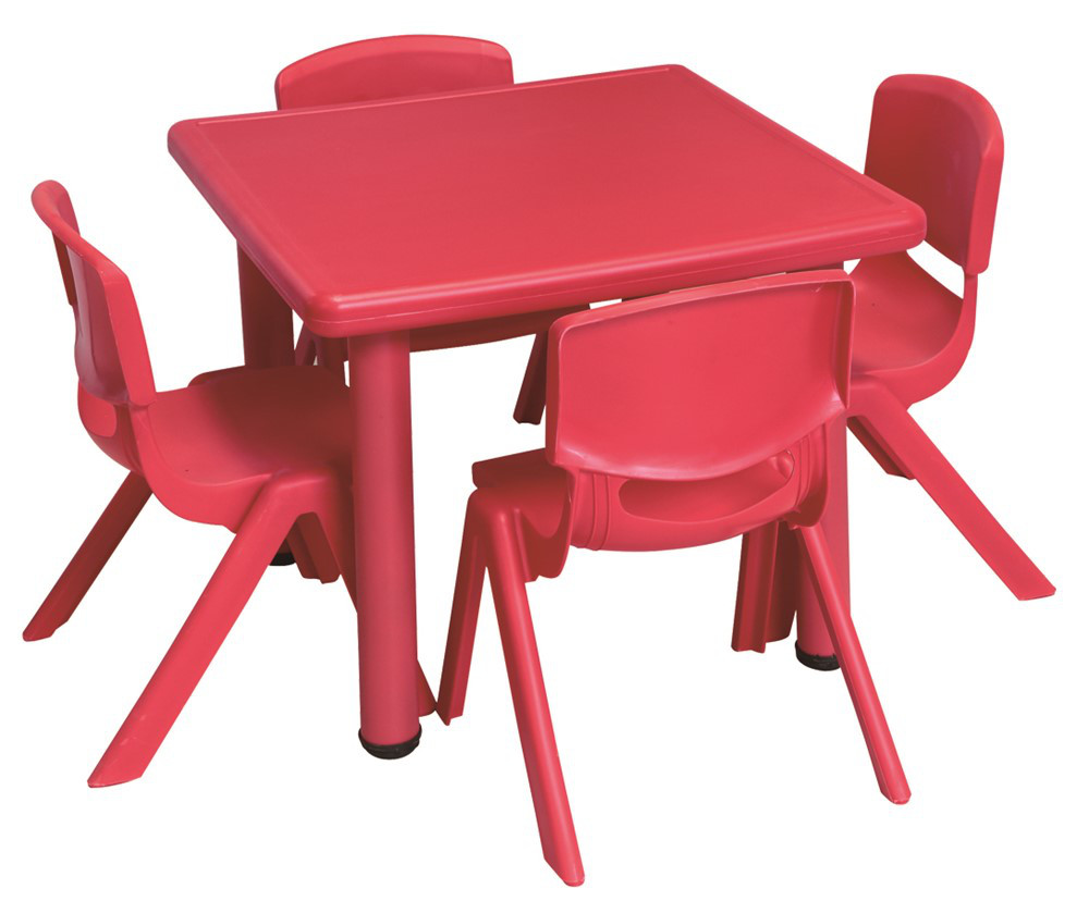 Стол детский квадратный QC-01005