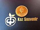 Сувенирная монета Ethereum, фото 2
