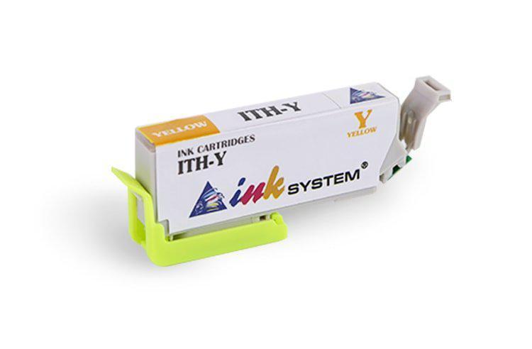 Картридж совместимый Yellow (ITH) для Epson EP-709A