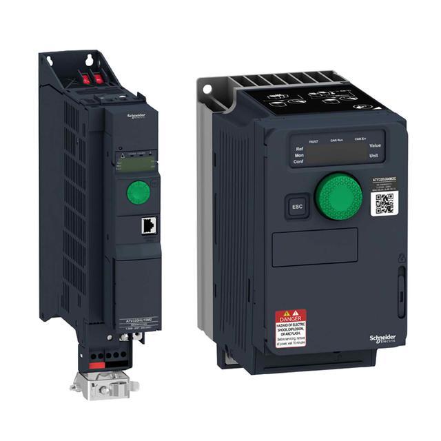 Преобразователи частоты Altivar Machine ATV340