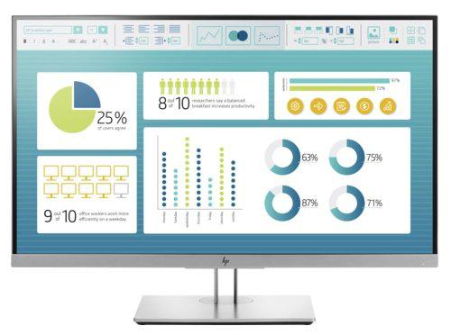 "HP 1FH50AA EliteDisplay E273 27"" IPS LED Monitor"