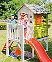 Домик на сваях с горкой 810800 Smoby, фото 2