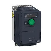 Преобразователь частоты ATV320,0.55 кВт, 200...240 В. 1Ф