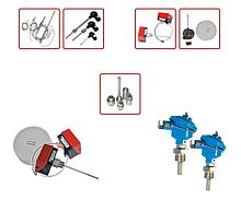 Термопреобразователи (датчики температуры) для измерителей и терморегуляторов