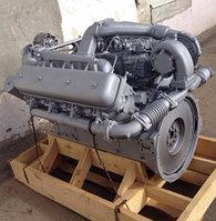 Двигатель без коробки передач и сцепления 1 комплектации (ПАО Автодизель) для двигателя ЯМЗ  238АК-1000187