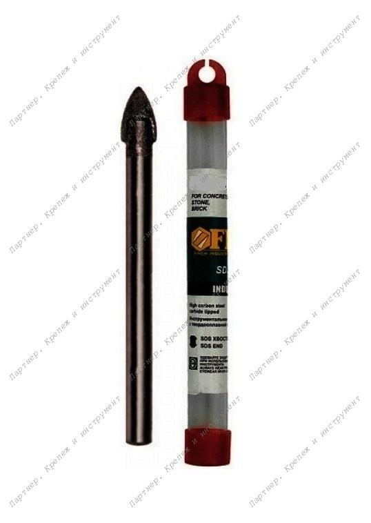 (36008) Сверло по кафелю, стеклу 8 мм