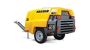 Компрессор строительный M27 PЕ Kaeser, Германия