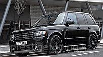 Оригинальный обвес Kahn на Range Rover (2009-2012)