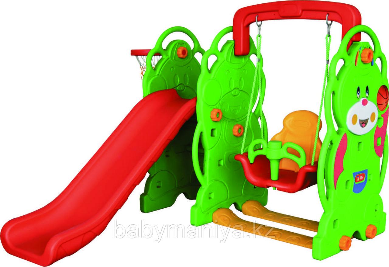 Детский игровой центр QIANGCHI Мишка QC-05007