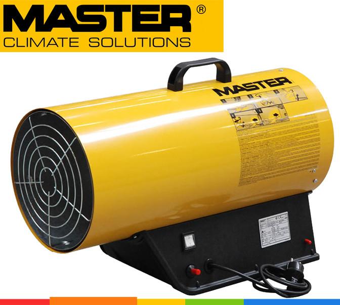 Газовые нагреватели Master: BLP 53 M (с прямым нагревом)