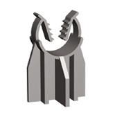 Фиксатор защитного слоя арматуры (стульчик) h50/Ø20-32