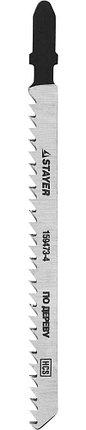 """Полотна STAYER """"STANDARD"""", T301CD, для эл.лобзиков, HCS, по дереву, фанере, ДВП, ДСП, быстр точный рез, фото 2"""