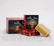 Мыло ручной работы Шунгитовое лечебное Silk Way