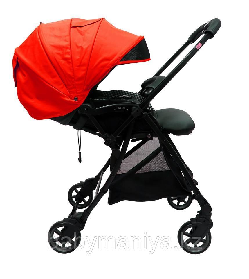 Прогулочная коляска Capella Wi-Lite Red