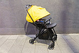 Прогулочная коляска Capella Wi-Lite Yellow, фото 3