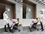 Прогулочная коляска Capella Wi-Lite Yellow, фото 4
