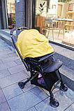 Прогулочная коляска Capella Wi-Lite Yellow, фото 7