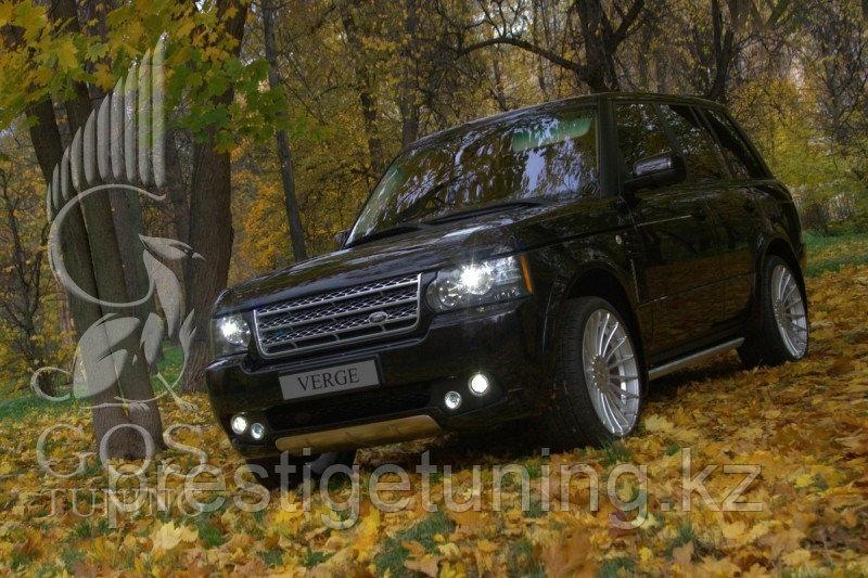 Обвес Verge на Range Rover Vogue