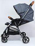Прогулочная коляска Capella S-230 Cony Blue, фото 3