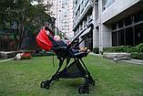 Прогулочная коляска Capella Wi-Lite Red, фото 5