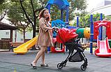 Прогулочная коляска Capella Wi-Lite Red, фото 6