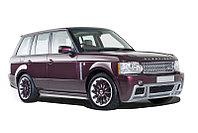Обвес OverFinch на Range Rover