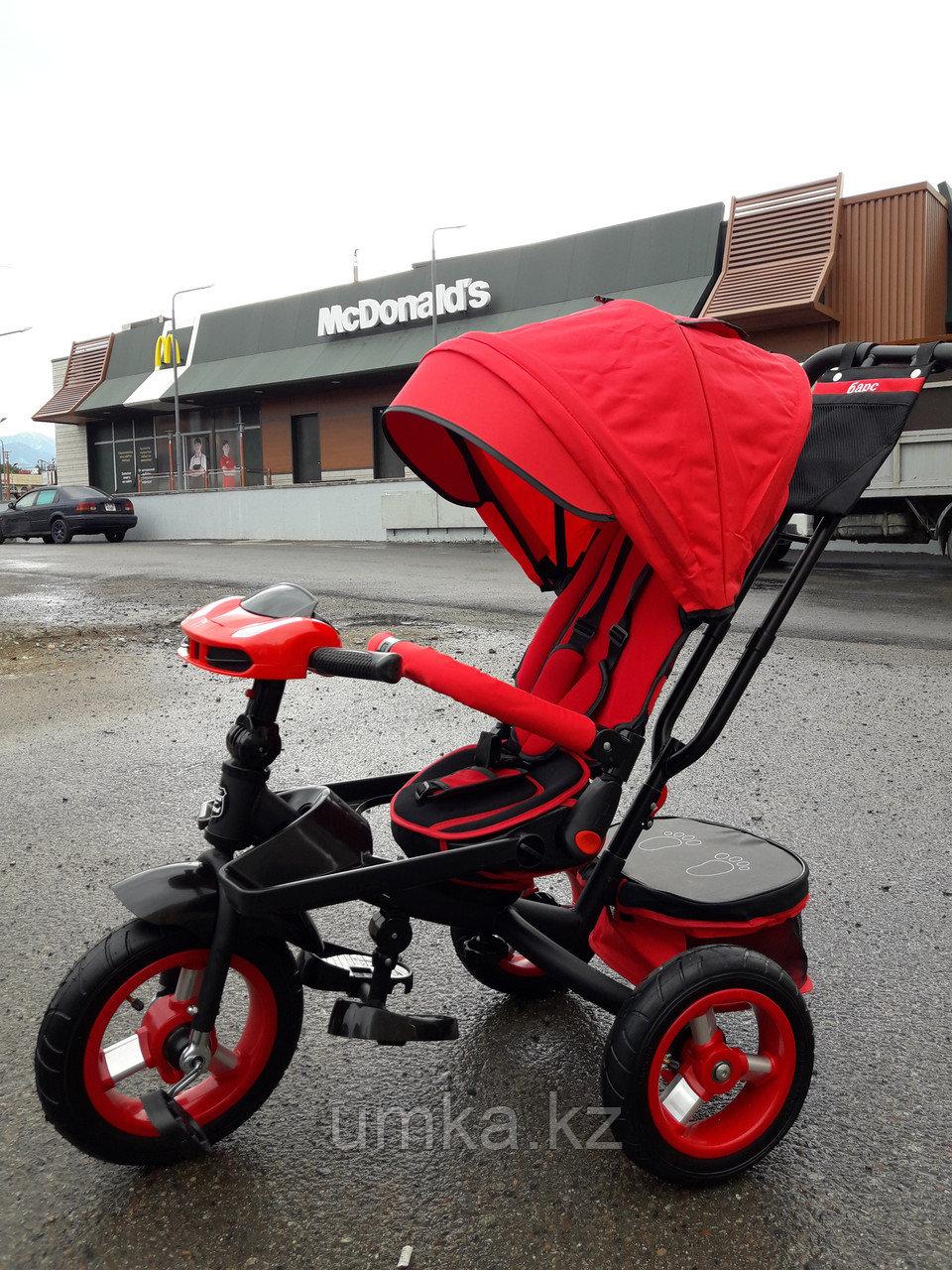 """Детский трехколесный велосипед с поворотным сиденьем """"Voyage"""" А5588"""