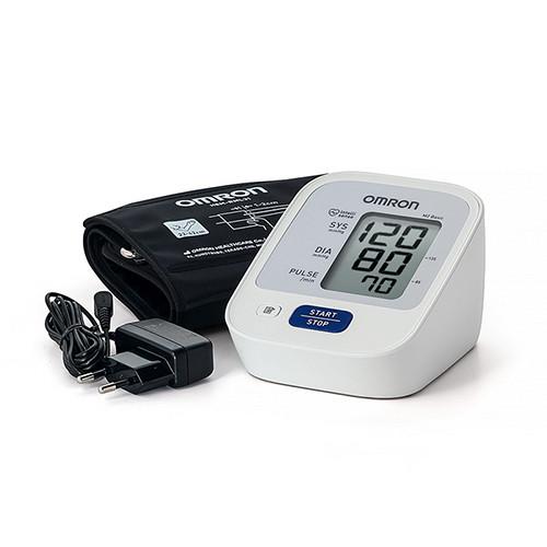 ТОНОМЕТР OMRON M2 Basic (ALRU) (манжета 22-42 см, адаптер) автоматический на плечо