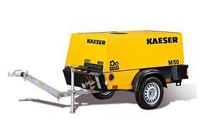 Компрессор строительный M50 Kaeser, Германия