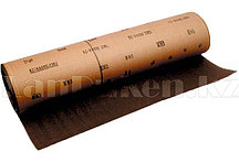 Шкурка на тканевой основе, серия 14а, зерн. 12Н(P100), 800 мм х 30 м, водост. (БАЗ) 75222 (002)