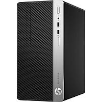 Компьютер HP ProDesk 400 G5 MT  / GOLDHE / i3-8100