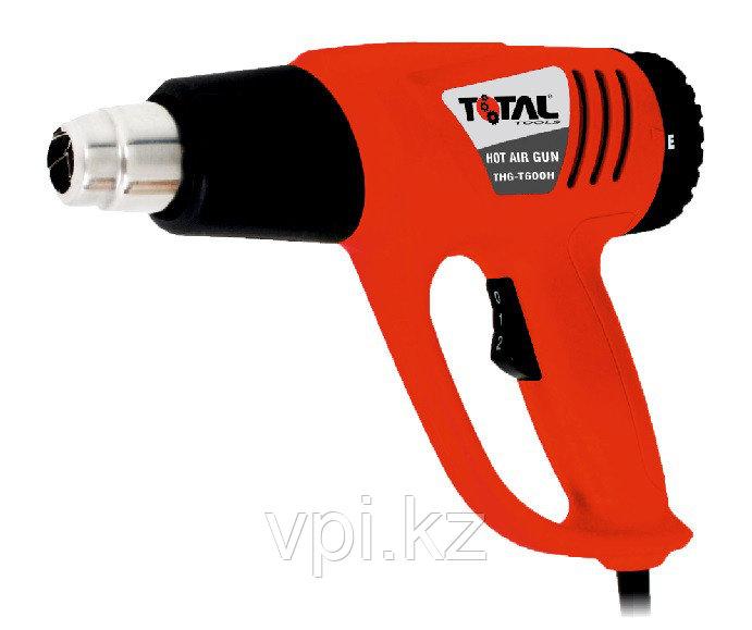 Фен технический TOTAL TOOLS THG 600-3