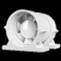 PRO 4, Вентилятор осевой канальный приточно-вытяжной с крепежным комплектом D 100, фото 1