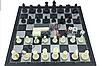 Магнитные шахматы 3 в 1 (25 см х 25 см), фото 2