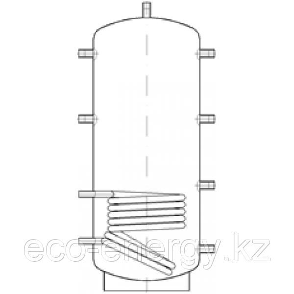 Бак ВТА-3, 1500 л