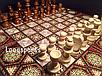 Шахматы, шашки, нарды 3в1, фото 2
