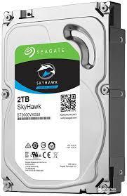 Жесткий диск для видеонаблюдения 2Tb Seagate SkyHawk
