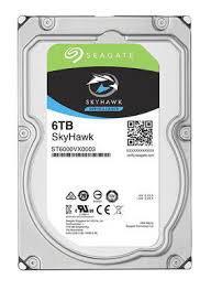 Жесткий диск для видеонаблюдения Seagate SkyHawk 6Тб