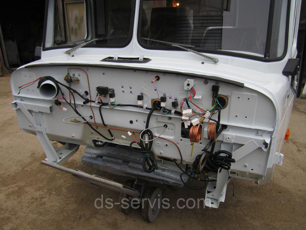 Кабина Урал-4320