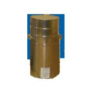 Контейнер для сбора, хранения и транспортировки ртутьсодержащих ламп/ промасленной ветоши ЛБ 20 (600х300 мм)