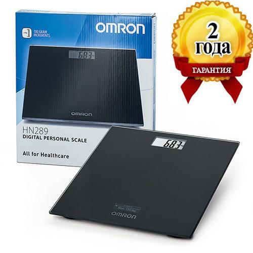 Весы OMRON HN 289 Black