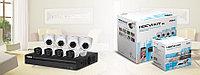 Комплект HD Видеонаблюдения Dahua на 8 камер 1 Мп