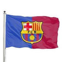 Флаг ФК Барселона