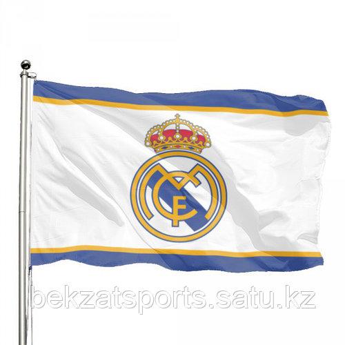 Флаг реал мадрид алматы