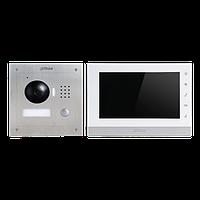 Комплект видеодомофона Dahua VTK-VTO2000A-VTH1550CH(S)