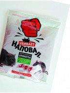Тесто-сырные брикеты от крыс и мышей, пакет Наповал