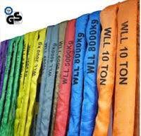 Стропы текстильные KSR 20т 16м