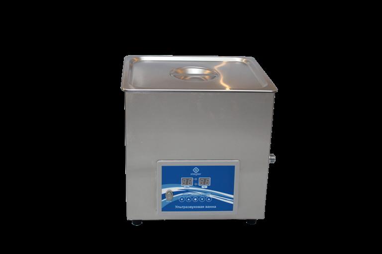 Ультразвуковая ванна (мойка) 10DT (10л.,20-80°C, 240W)