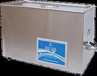 Ультразвуковая ванна (мойка) 22DT (22л.,20-80°C, 600W)
