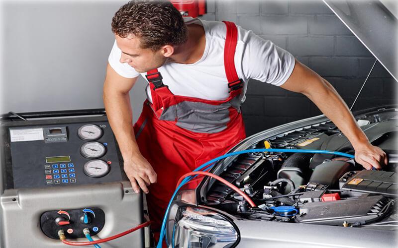 Заправка и ремонт кондиционеров - фото 1